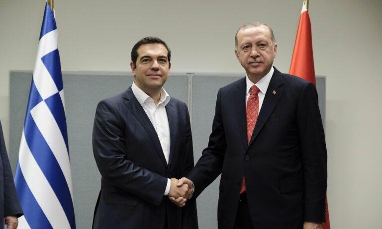 Σήμερα η συνάντηση Τσίπρα-Ερντογάν με ατζέντα-φωτιά – Αιγαίο, Κυπριακό, ενέργεια στο τραπέζι