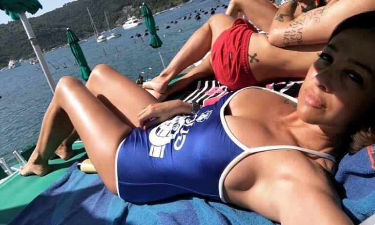 Φραντσέσκα Κόστα: Oh Mamma Mia (pics)