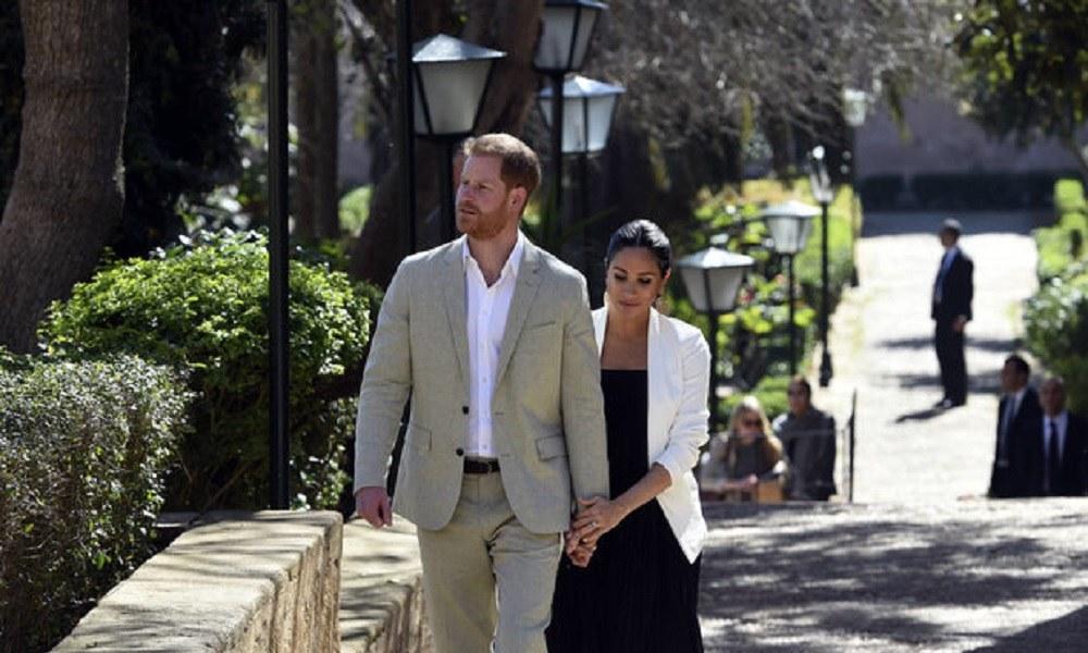 Αποκαλύφθηκε το φύλο του μωρού της Meghan Markle και του Πρίγκιπα Harry