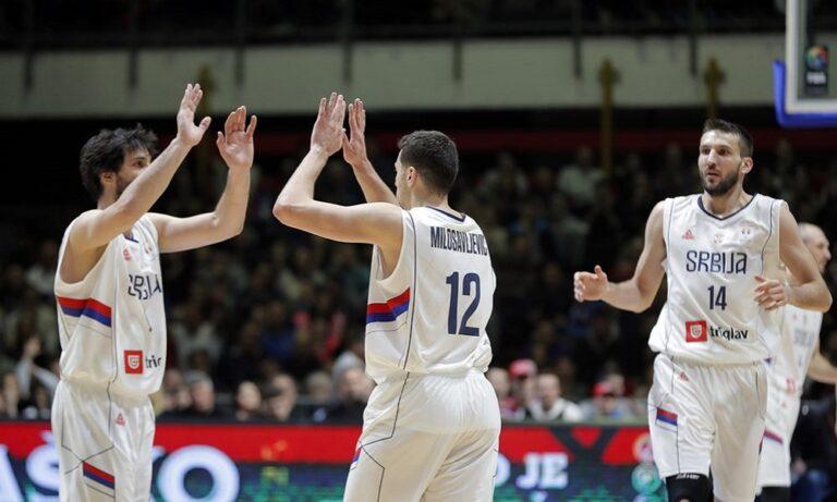 Παγκόσμιο Κύπελλο: Η Σερβία πήρε το 11ο εισιτήριο