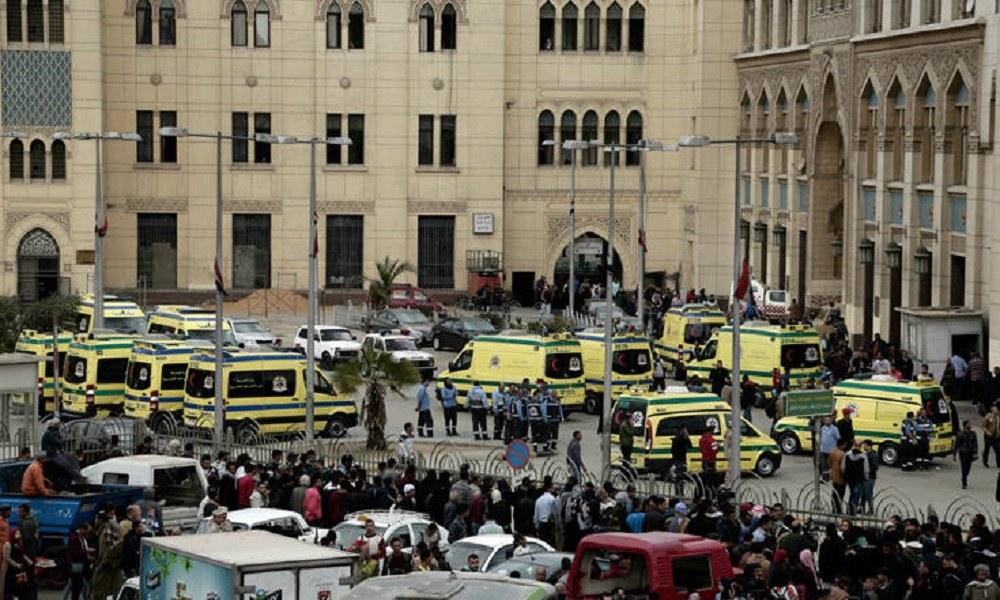 Η απίστευτη αιτία του πολύνεκρου σιδηροδρομικού δυστυχήματος στο Κάιρο