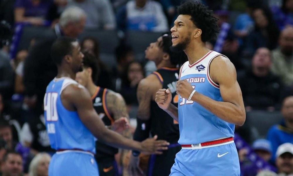 Δεν αντιστάθηκαν στους Κινγκς οι Σανς – Όλα τα αποτελέσματα του NBA (vid)