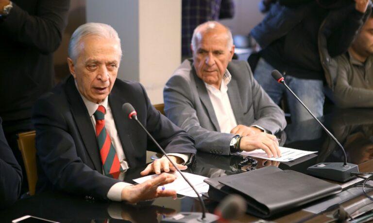Παναθηναϊκός: Μαυροκουκουλάκης αντί Κωνσταντίνου στην προεδρία