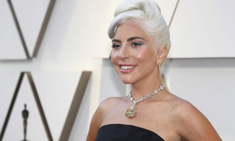 Lady Gaga: Φόρεσε στα Oscars 2019 το μεγαλύτερο κίτρινο διαμάντι στον κόσμο (pics)