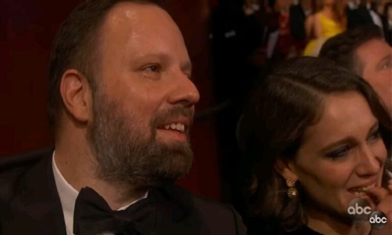 Oscars 2019 Winners: Τα δάκρυα του Γιώργου Λάνθιμου για την πρωταγωνίστριά του (vid)