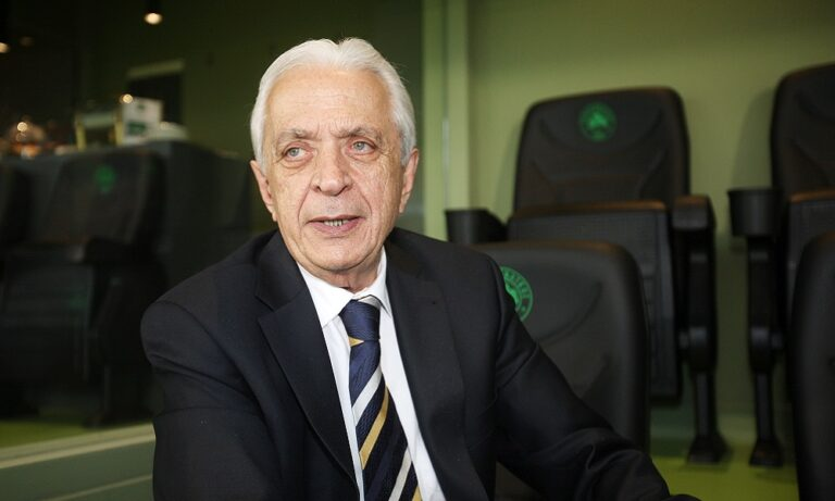 Mr Manos: «Αδελφός» του Βγενόπουλου, απέναντι στον Τζίγκερ