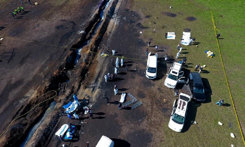 Έφτασαν τους 125 οι νεκροί στο Μεξικό