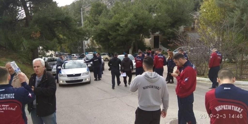 ΕΠΣΑ: Καταγγελία σοκ για επίθεση με σιδηρολοστούς και πέτρες