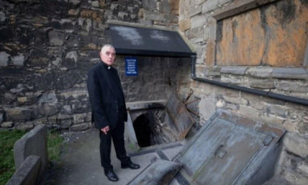 Έκλεψαν μουμιοποιημένο κεφάλι σταυροφόρου ηλικίας 800 ετών από εκκλησία