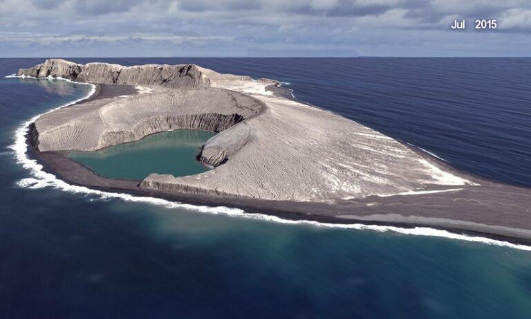 ΝASA: Εξερευνεί νέο νησί στον Ειρηνικό