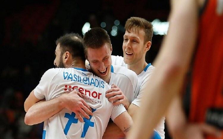 ACB: Ξανά ηγέτης ο Βασιλειάδης, νίκη θρίλερ με Γουίλτζερ (vid)