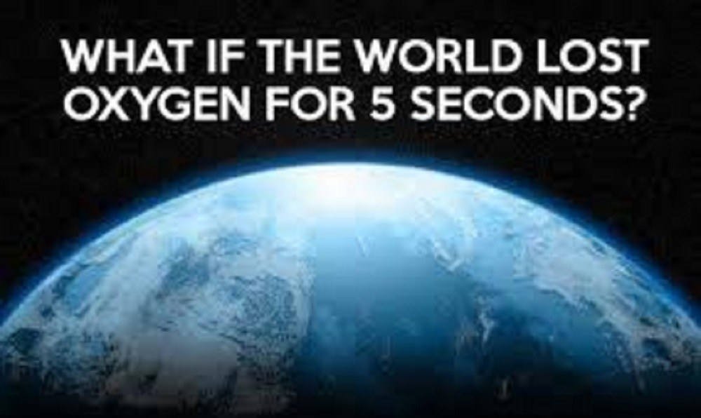 Αν ο κόσμος έμενε χωρίς οξυγόνο για πέντε δευτερόλεπτα (vid)