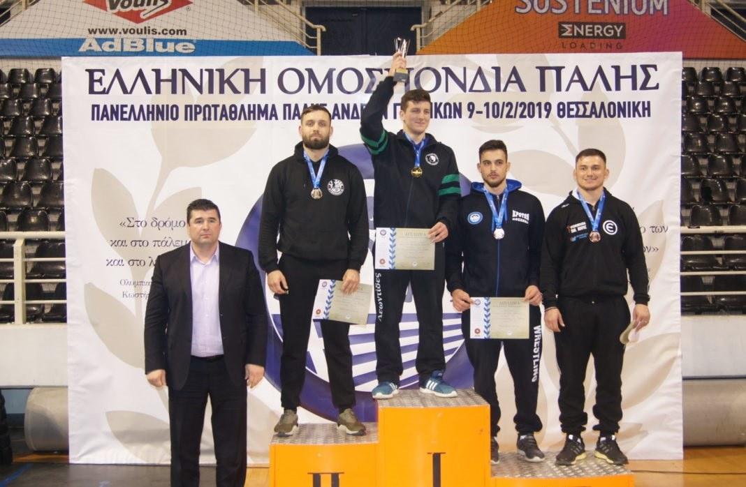 Πρωταθλητής ο ΠΑΟΚ στη Θεσσαλονίκη