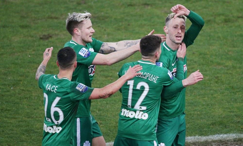 Παναθηναϊκός – Αστέρας Τρίπολης 1-0: Με το… άστρο του Άλτμαν
