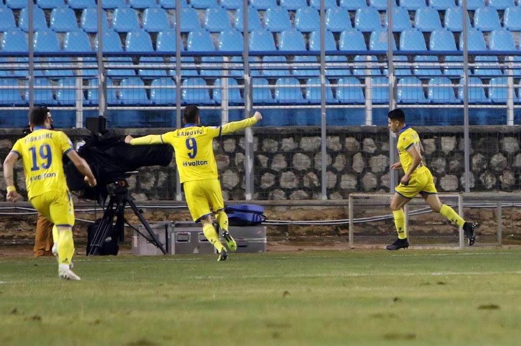 Λαμία-Παναιτωλικός 0-2: Με ηγέτη τον Ουίλιαν Μπαρμπόσα - Sportime.GR