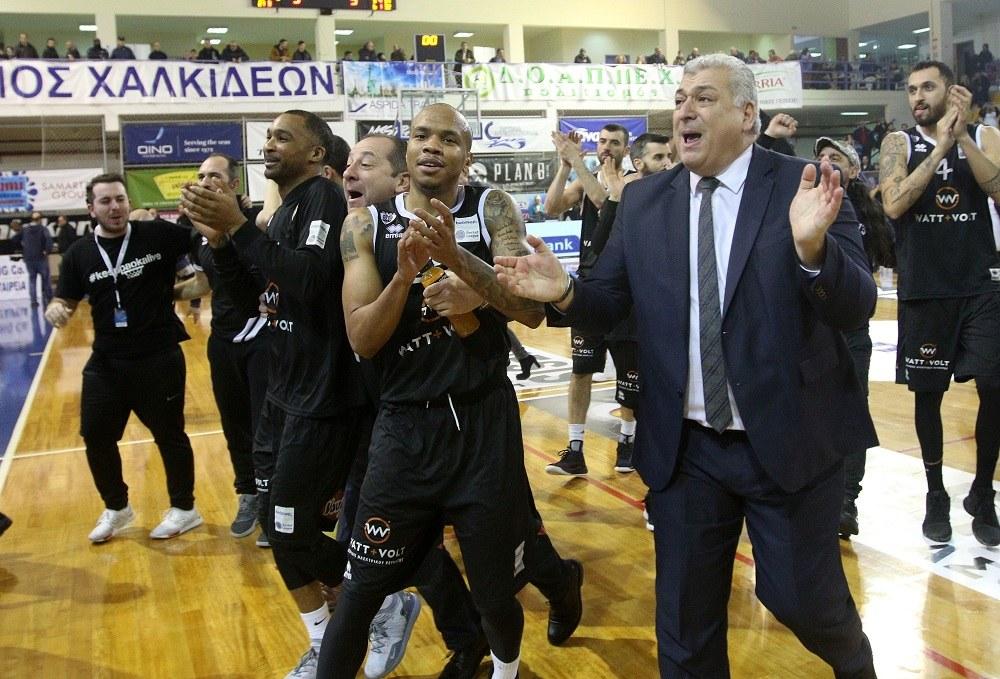 Γ. Σαββίδης: «Πιστέψτε το και γράψτε ιστορία» - Sportime.GR