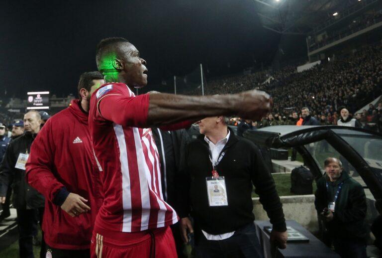 ΠΑΟΚ-Ολυμπιακός: Ζήτησε το βίντεο για Σισέ ο αθλητικός εισαγγελέας