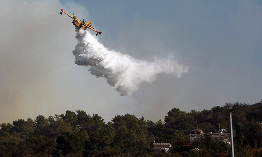 DW: Ευρωπαϊκή απάντηση στις πυρκαγιές