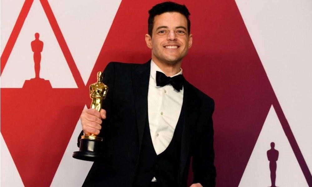 Oscars 2019 Winners: Έφαγε… τούμπα ο νικητής του Α' ανδρικού ρόλου Rami Malek