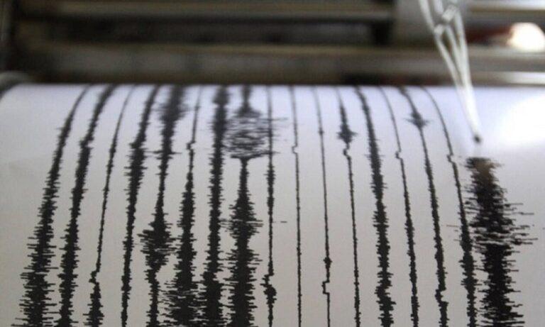 Ζάκυνθος - σεισμός: 4,5 Ρίχτερ ανάμεσα σε Ζάκυνθο-Ηλεία