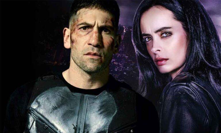 Το Netflix ακύρωσε Jessica Jones και Punisher