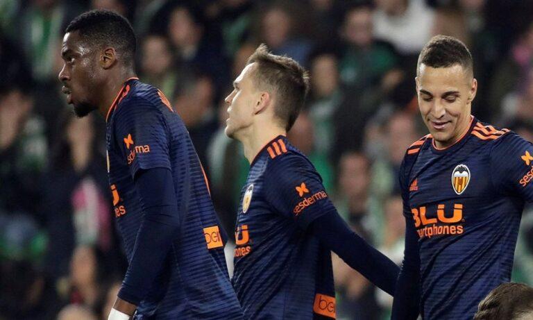 La Liga: Έμειναν στην ισοπαλία Λεγκάνες και Βαλένθια
