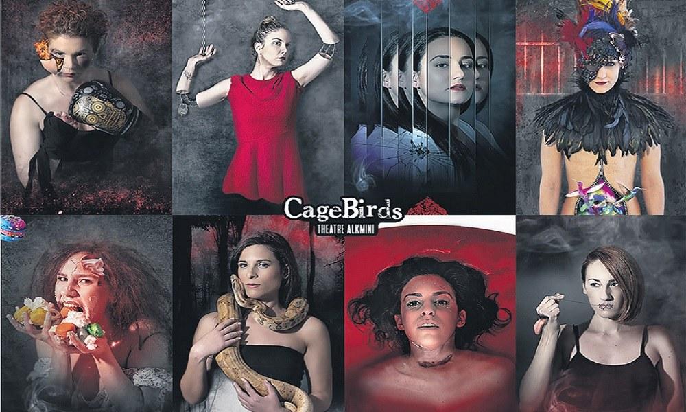 Spy Time: «Cagebirds»