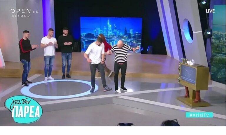 Νίκος Μουτσινάς: Το τσιφτετέλι που τον τρέλανε!