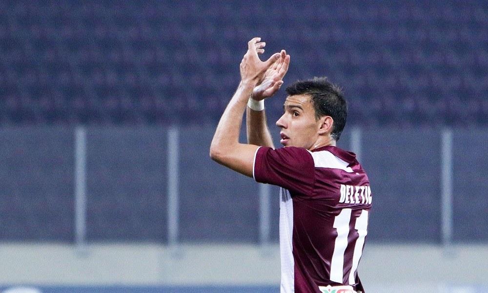 Ντέλετιτς στο Sportime.gr: «Θα 'μαι πάντα οπαδός της ΑΕΛ»