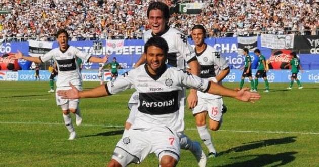 Χοσέ: Γκολ στην Παραγούαη