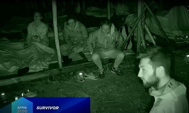 Βασίλης Βασιλικός: Νέος Καυγάς στο Survivor 3