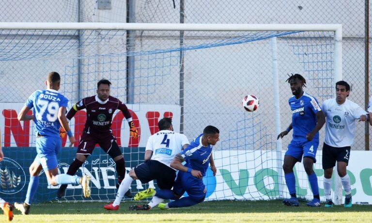 Απόλλων Σμύρνης – ΟΦΗ 0-0: Θέλει και τύχη…