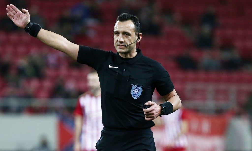 Έλεγχος διαιτησίας: Εξαιρέσεις Τζοβάρας και Βρέσκας - Sportime.GR