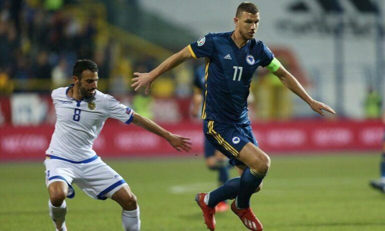 Τζέκο: «Πρέπει να παίξουμε καλύτερα κόντρα στην Ελλάδα»