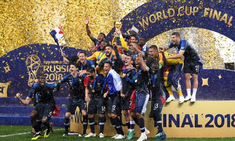 FIFA: Αυξάνονται σε 48 οι ομάδες στο Μουντιάλ