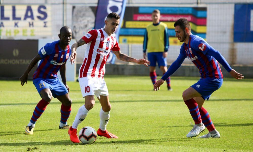 Football League: Νίκες για Κέρκυρα, Ηρόδοτο και ΑΟΧ Κισσαμικό - Sportime.GR