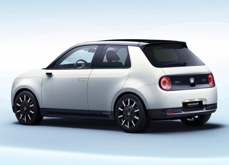 Τα teaser συνεχίζονται από τη Honda με το «σχεδόν έτοιμο» e Prototype
