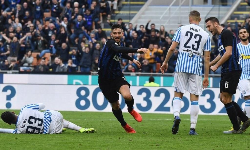 Serie A: Επιτέλους νίκη για την Ίντερ