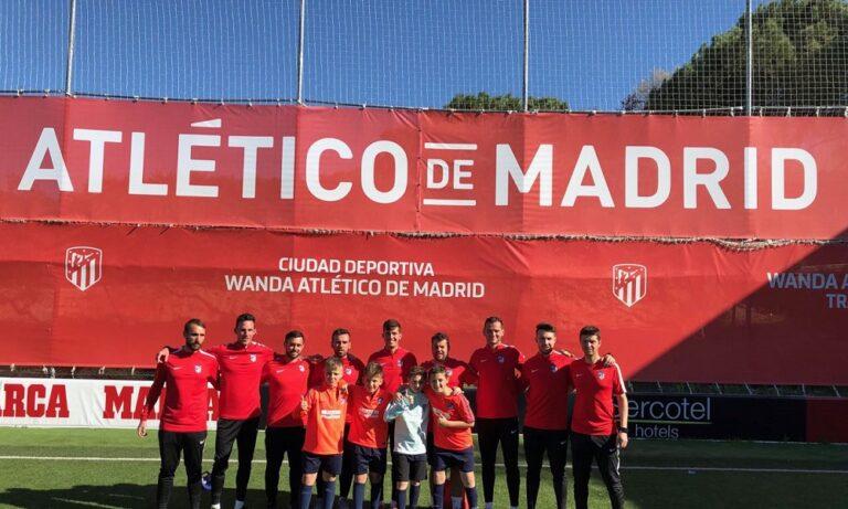 ΑΕΚ Futsal: Επέστρεψαν από την Ισπανία οι «κιτρινόμαυροι»