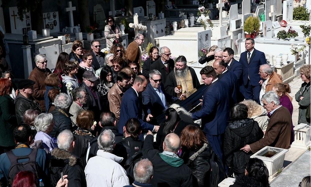 Φαίδωνας Γεωργίτσης: Το «τελευταίο χειροκρότημα»