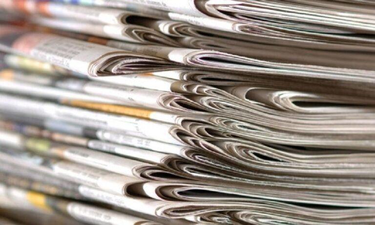 «Μακελειό»: Χαμός με το πρωτοσέλιδό της εφημερίδας