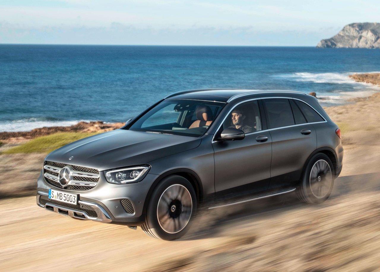 H Mercedes-Benz GLC ανανεώνεται και παρουσιάζεται στη Γενεύη