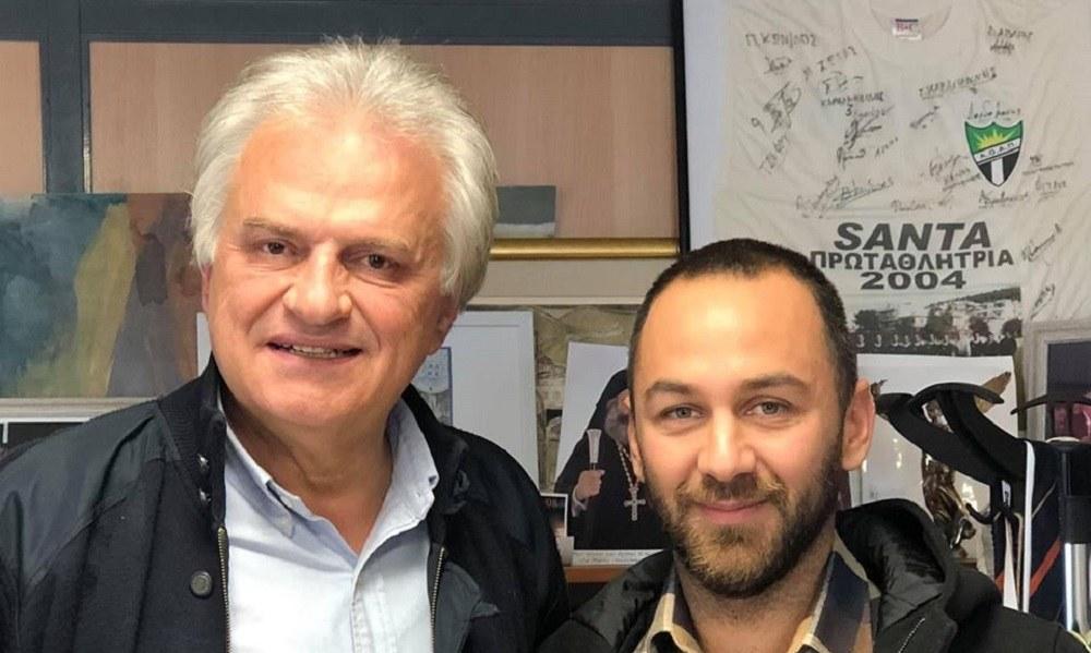 Ο Μισθοφόρος του Survivor υποψήφιος δημοτικός σύμβουλος με τον ΣΥΡΙΖΑ