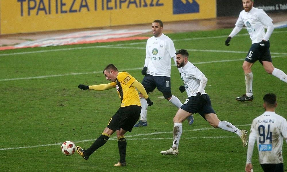Κρίστιτσιτς: Ένα 90λεπτο σε δύο μήνες!