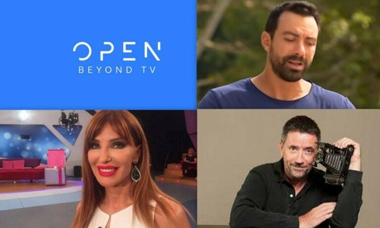 Open TV: Πέρασε μπροστά στην τηλεθέαση