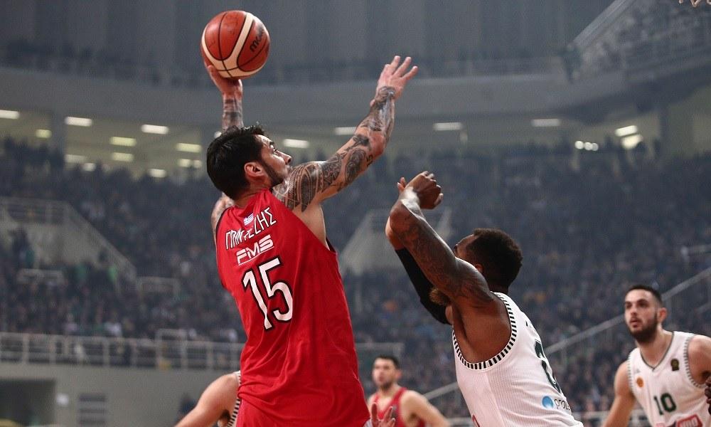 Πρίντεζης: Στην 20άδα των συμμετοχών της Basket League