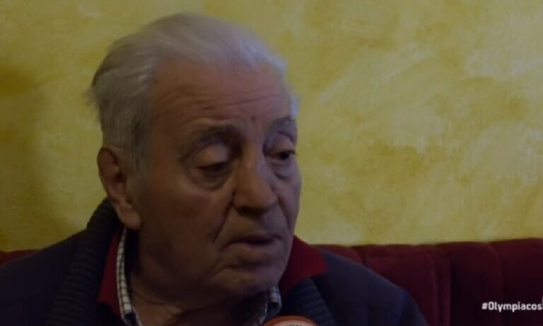 Ολυμπιακός: «Έφυγε» ο Αλέκος Σπανουδάκης