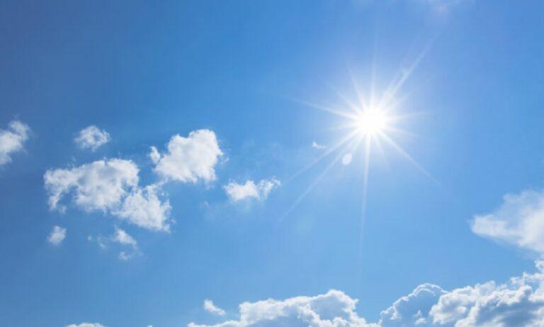 Καιρός: Πρωτομηνιά με ηλιοφάνεια