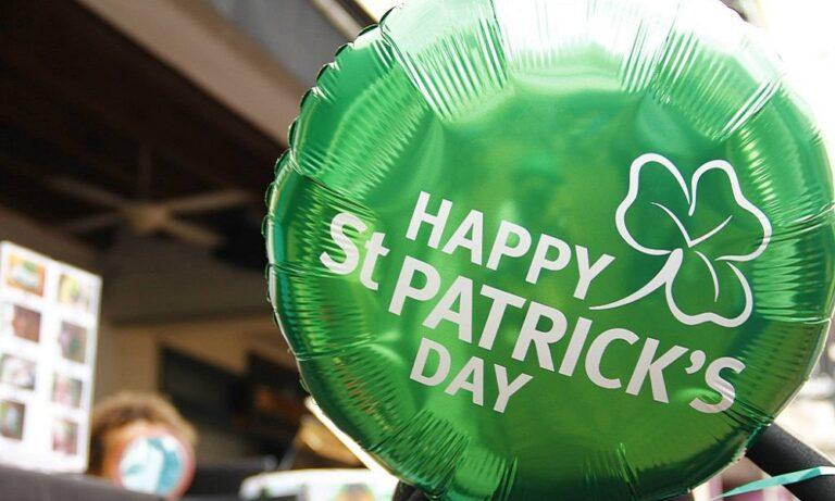 Saint Patrick's Day: Η μεγαλύτερη γιορτή της Ιρλανδίας