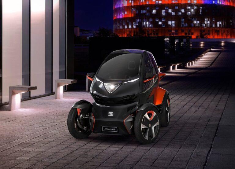 Το νέο Seat Minimó είναι το αύριο της αστικής μετακίνησης